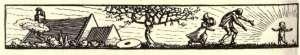 Almond tree: happy end
