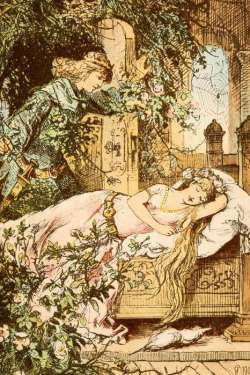 Sleeping Beauty - Creepy Fairy Tales a blog by Rachel Oates