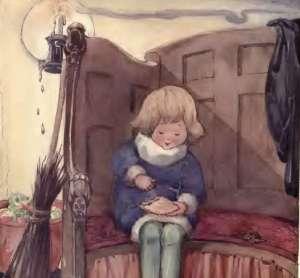 Little Jack Horner (color)