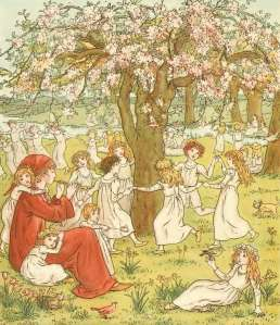 Pied Piper of Hamelin by Kate Greenaway