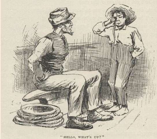 controversy and conflict in the adventures of huckleberry