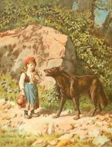 frederic-theodore-lix-little-red-riding-hood