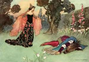 beauty and beast warwick goble