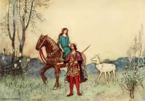 brother and sister fairy tale