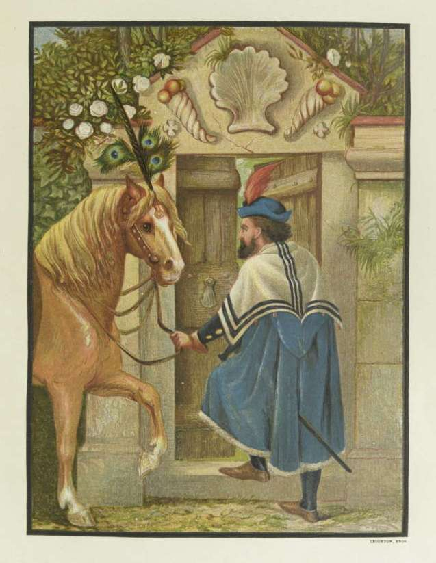 beauty-and-the-beast-merchant-in-front-of-the-door