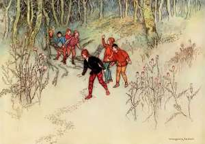 hop o my tumb by warwick goble