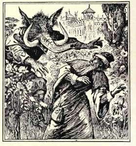 merchant meets the beast