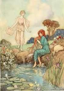 The Blue Bird fairy tale