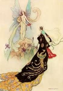 the butterfly fairy tale