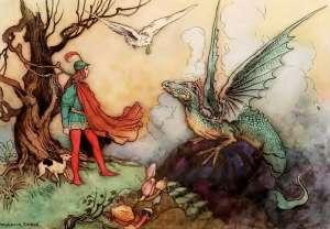golden locks fairy tale