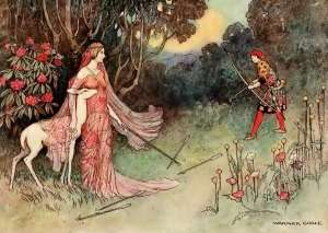 the hind of the forest fairy tale