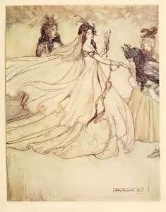 picture of cinderella rackham