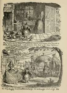 cruikshank george the glass slipper