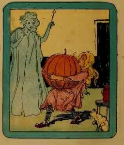 cinderella fairy pumpkin