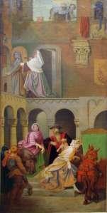 cinderella oil painting by mauritz von schwind