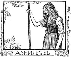 robert a bell aschputtel