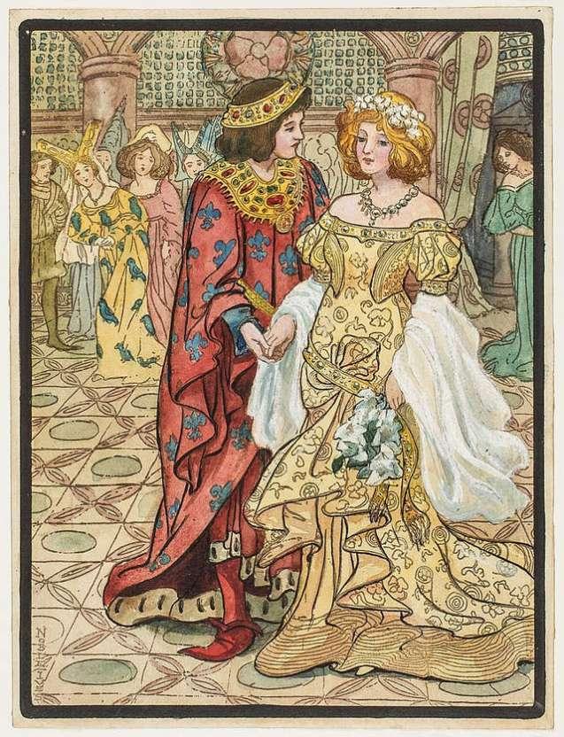 cinderella-and-prince-at-the-ball-sarah-noble-ives