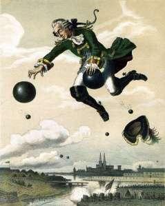 muenchausen-on-canon-ball
