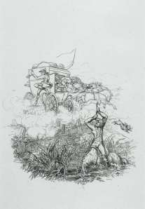 martin-disteli-baron-munchausen-caricature-11