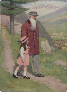 heidi-and-grandfather-hand-in-hand