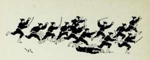 balck-and-white-chin-chin-kobakama-illustration