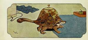 the wonderful tea kettle by frederick richardson