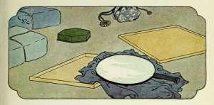 illustration of mirror of matsuyama