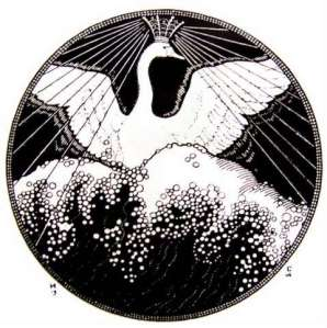 princess swan as the magical helper