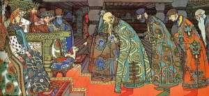 merchants at the king