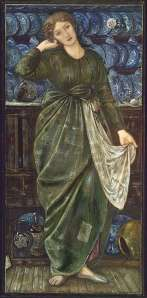painting-of-cinderella-sir-edward-burne-jones