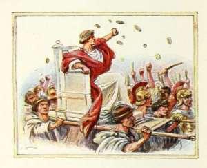 roman-parade