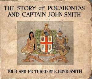 cover-of-public-domain-book-about-pocahontas