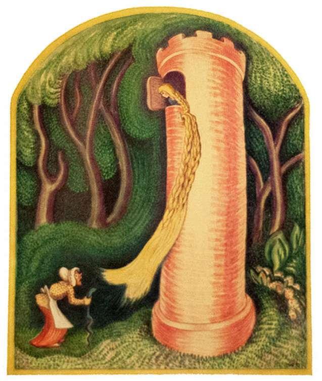 wanda-gag-rapunzel-color-image