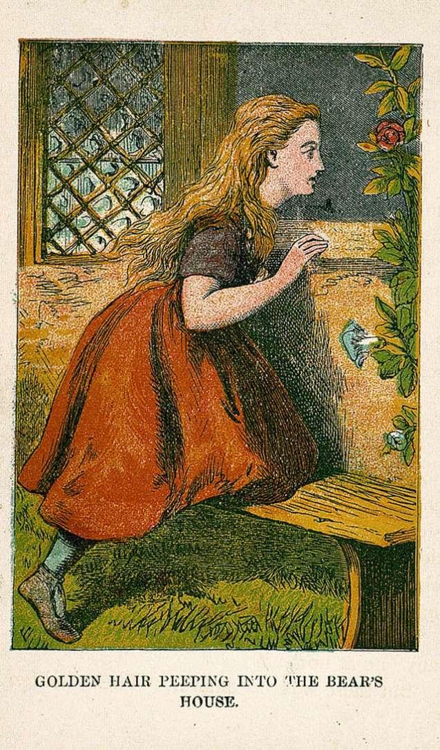 goldilocks-by-joseph-martin-kronheim