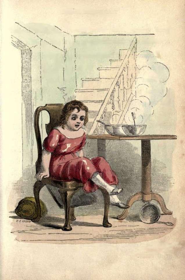 silver-hair-on-chair-harrison-weir