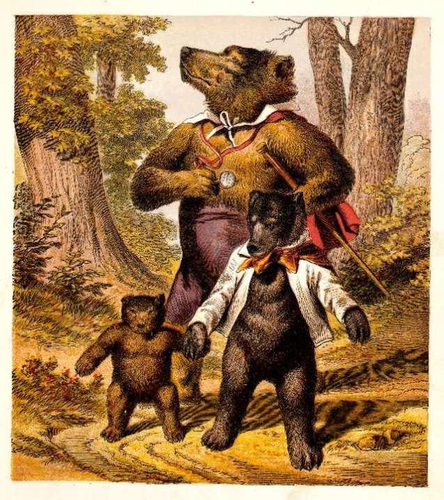 harrison-weir-three-bears