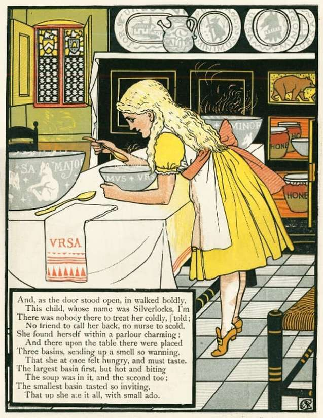 silverlocks-trying-the-porridge